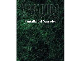 Vampiro: La Mascarada 20º Aniv. Pantalla Narrador