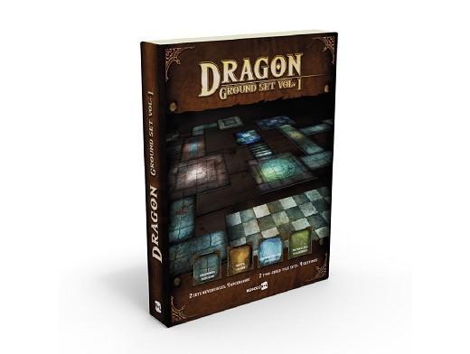 Dragon Ground Set Vol. 1 - Accesorios para el DM