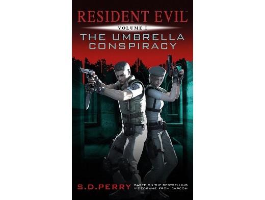 Resident Evil The Umbrella Conspiracy (ING) Libro