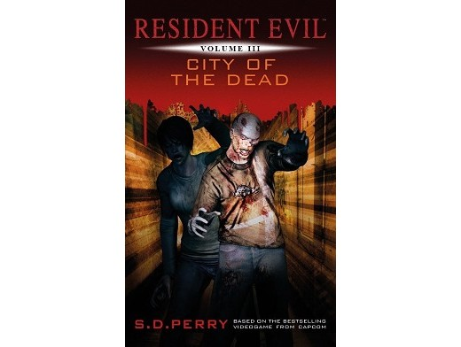 Resident Evil 3: City of the Dead (ING) Libro
