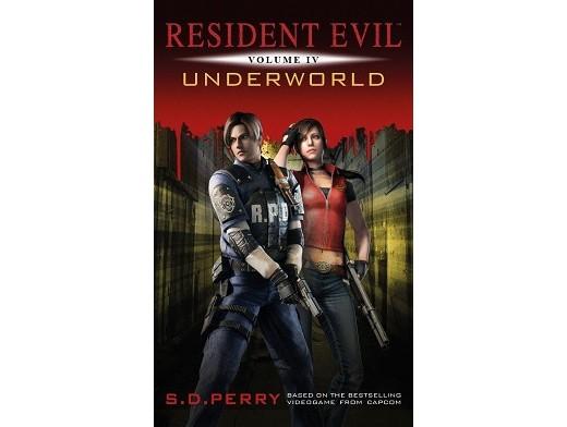 Resident Evil 4: Underworld (ING) Libro