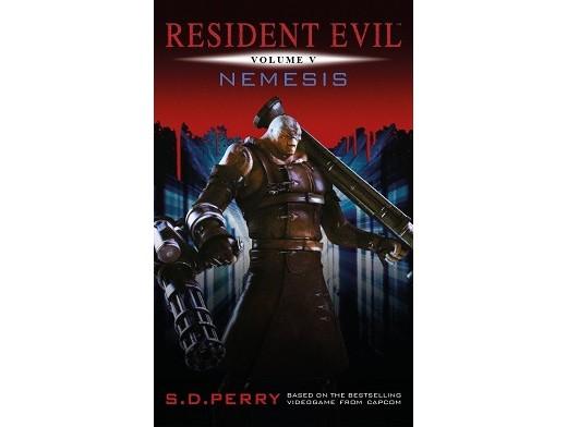 Resident Evil 5: Nemesis (ING) Libro
