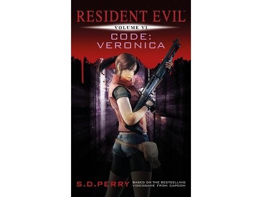 Resident Evil 6: Code Veronica (ING) Libro
