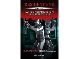 Resident Evil La Conspiración Umbrella (ESP) Libro