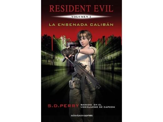 Resident Evil La Ensenada Calibán (ESP) Libro
