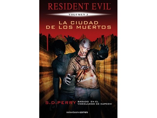 Resident Evil La ciudad de los muertos (ESP) Libro