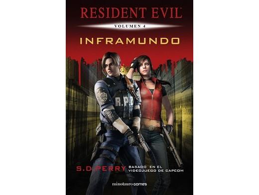 Resident Evil Inframundo (ESP) Libro