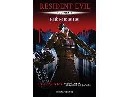 Resident Evil Némesis (ESP) Libro