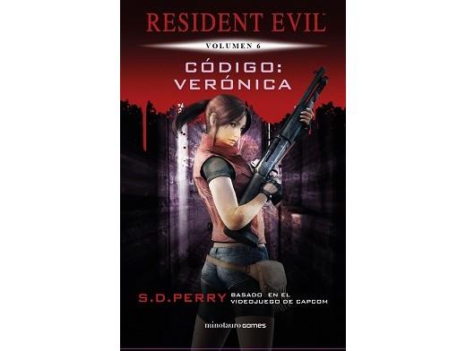 Resident Evil Código Verónica (ESP) Libro