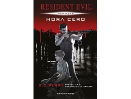 Resident Evil Hora cero (ESP) Libro