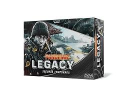 Pandemic: Legacy (segunda temporada) Juego de mesa