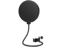 Professional Microphone Pop Filter Mask Shield