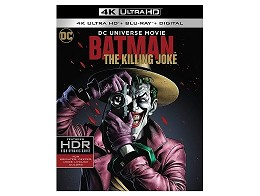 Batman: The Killing Joke 4K Blu-Ray
