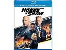 Fast & Furious Presents: Hobbs & Shaw Blu-ray