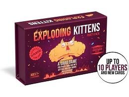 Exploding Kittens Party Pack (inglés) JDM