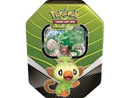 Pokémon TCG Lata Compañeros de Galar - Grookey