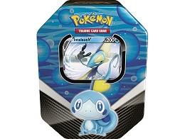 Pokémon TCG Lata Compañeros de Galar - Sobbel