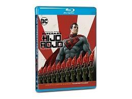 Superman Hijo Rojo Blu-Ray (latino)
