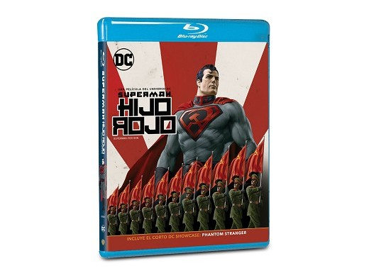 Superman Hijo Rojo Blu-Ray (latino)