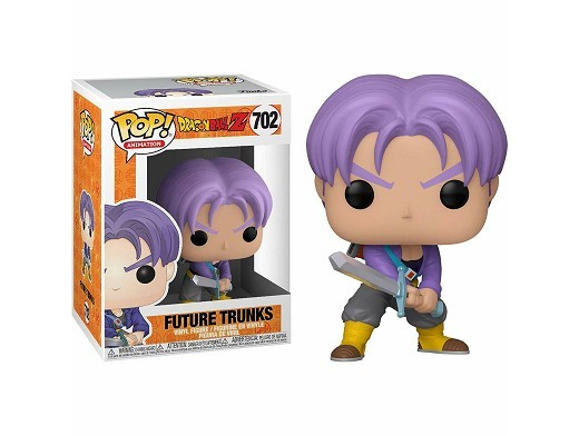 Figura Pop! Animation: DBZ - Future Trunks