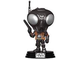 Figura Pop! Star Wars: The Mandalorian Q9-Zero