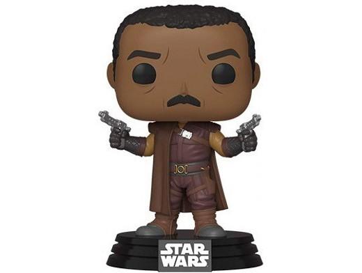 Figura Pop! SW: The Mandalorian - Greef Karga
