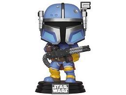 Figura Pop! SW: The Mandalorian - Heavy Infantry