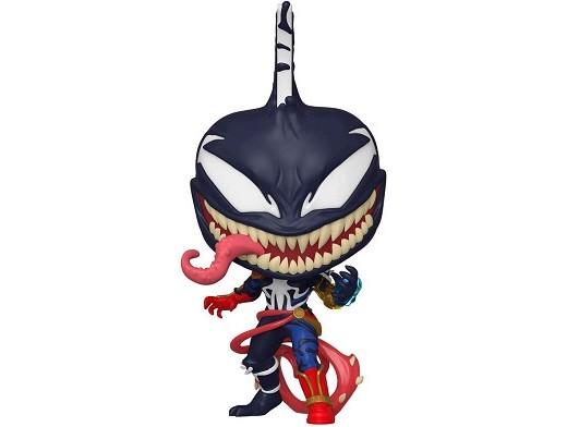 Figura Pop! Marvel: Marvel Venom - Captain Marvel