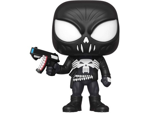 Figura Pop! Marvel: Marvel Venom - Punisher