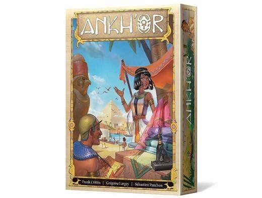Ankhor - Juego de mesa