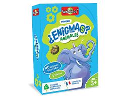 Primeros Enigmas: Animales - Juego de mesa