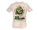 Polera Super Mario World Mario Yoshi M