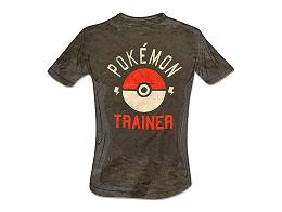 Polera Pokémon Trainer (niño)
