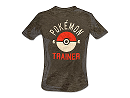 Polera Pokémon Trainer (niño) S