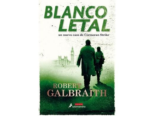 Blanco letal (ESP) Libro
