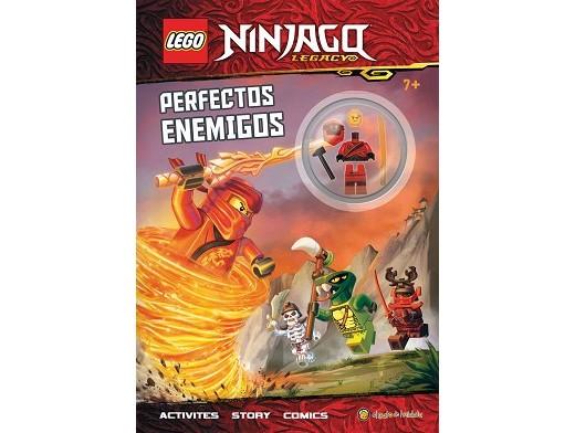 LEGO NinjaGo: Perfectos enemigos (ESP) Libro
