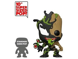 Figura Pop! Marvel: Max Venom Groot 10'
