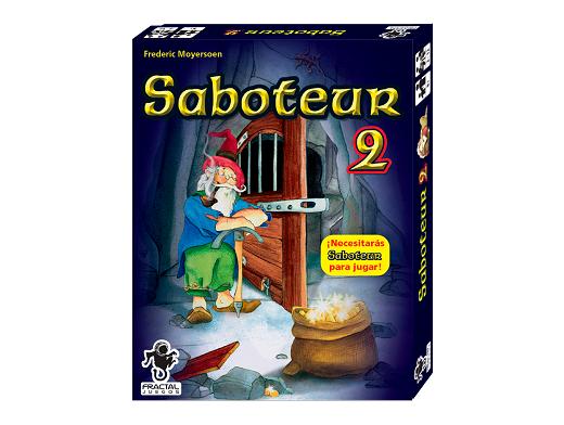 Saboteur 2 (expansión) - Juego de mesa