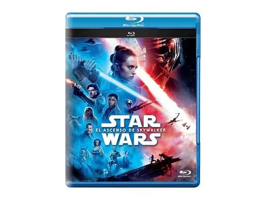 Star Wars El ascenso de Skywalker Blu-Ray (latino)