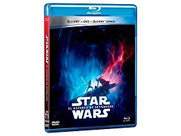 Star Wars El ascenso de Skywalker Blu-Ray + DVD