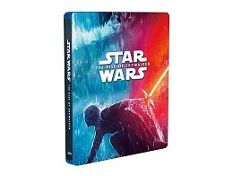 Star Wars El ascenso de Skywalker Blu-Ray SteelB