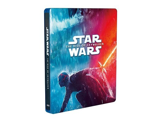 Star Wars El ascenso de Skywalker Blu-Ray SteelB