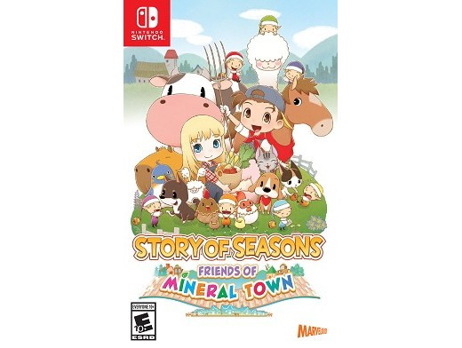 Story of Seasons: Friends of Mineral Town NSW