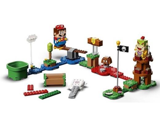 Pack inicial de LEGO Super Mario