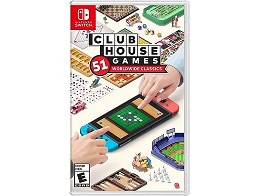 Clubhouse Games: 51 Worldwide Classics NSW