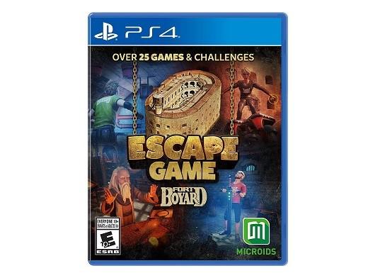 Escape Game: Fort Boyard PS4