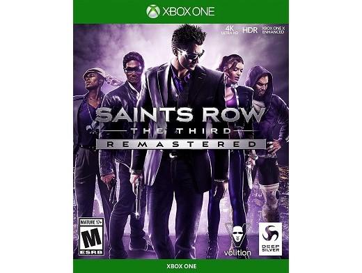 Saints Row: The Third Remastered XBOX ONE