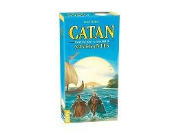 Los Colonos de Catán Navegantes Exp 5-6