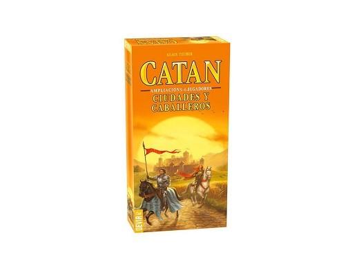Los Colonos de Catán Ciudades y Caballeros Exp 5-6