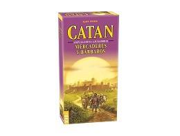 Los Colonos de Catán Mercaderes y Bárbaros Exp 5-6